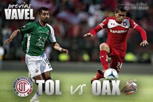Previa Toluca - Alebrijes: a por los cuartos de final