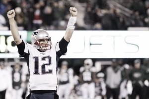 Tom Brady hace historia