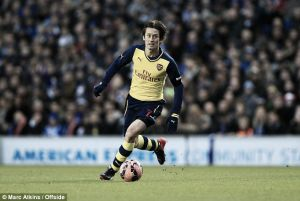 Wenger confirms: Rosicky will remain at the Gunners next season