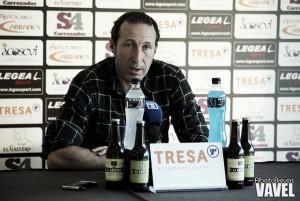 """Tomás Hervás: """"Me hubiera gustado irme con puntos"""""""