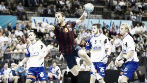 El Barça golea al colíder y ya comanda en solitario