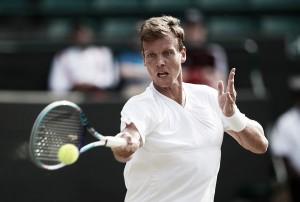 Wimbledon: adiós al cuento francés de Lucas Pouille