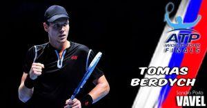 Tomas Berdych: el atleta del circuito