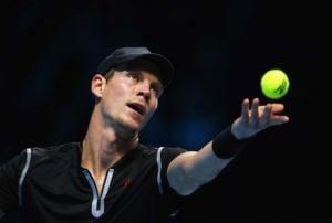 ATP Finals: Berdych supera Ferrer e continua a sognare
