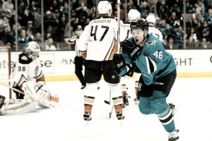 San Jose Sharks sweep the Anaheim Ducks in convincing fashion