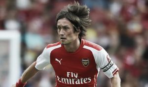 Tomas Rosicky to leave Arsenal this summer