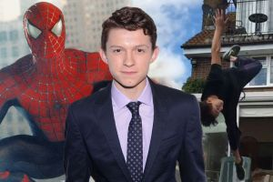 Chris Hemsworth ayuda a Tom Holland para su personal Spiderman