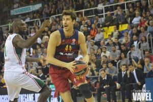 El Barça de Tomic asalta el liderato