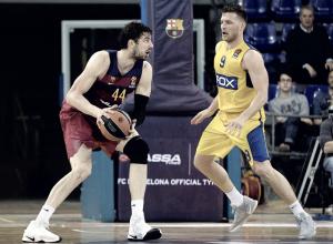 Eurolega - Barcellona in volata sul Maccabi