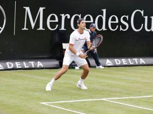 ATP, bene Seppi a Stoccarda. Fuori Thiem. Mahut ferma Hewitt in Olanda