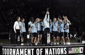 Australia names 20-player squad to defend Tournament of Nations title