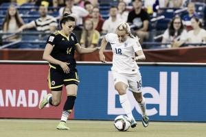 Duggan back firing and eager for England return
