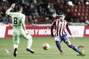 Sporting de Gijón-Getafe CF: puntuaciones del Sporting, jornada 18 de Liga BBVA