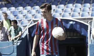 Toño García, presentado como nuevo jugador granota