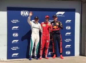 F1, Gp del Canada - Super pole per Vettel: le parole dei primi tre dopo la Qualifica