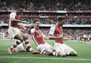 Arsenal's 2014 in review: Top three players
