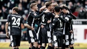 Tör Fabrik! M'Gladbach faz no fim e empata com Hoffenheim em jogo de seis gols