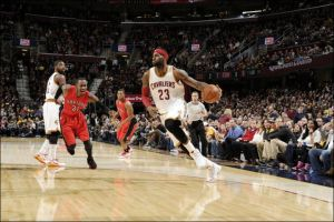 Toronto Raptors Rout The Struggling Cleveland Cavaliers 110-93