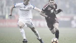 Torino e Atalanta si spartiscono il bottino: finisce 1-1 all'Olimpico