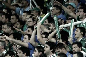 Torcedor gerou mais receita que patrocínios ao Palmeiras em 2016