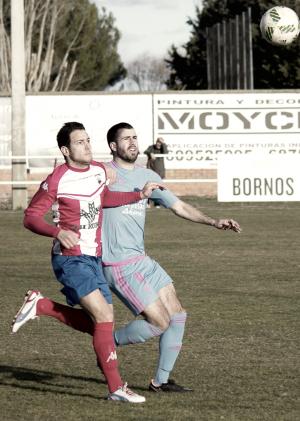El Mirandés B refuerza su buena dinámica en Tordesillas