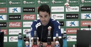 """Alberto Toril: """"El Almería es justo vencedor del partido"""""""