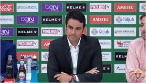 """Alberto Toril: """"He llegado al sitio idóneo"""""""