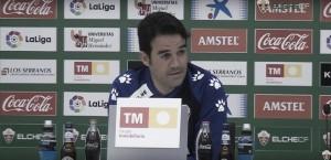 """Alberto Toril """"Priorizaremos el ataque e intentaremos minimizar los goles encajados"""""""