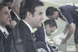 Alberto Toril ya se ha sentado en el banquillo franjiverde