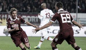 El Torino contagia su mala suerte a la Roma