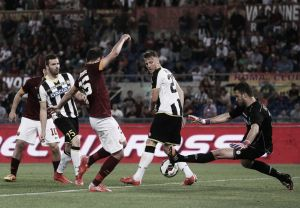 Udinese, all'Olimpico due distrazioni fatali