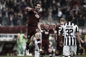 Torino quebra tabu de 20 anos e supera Juventus no clássico de Turim