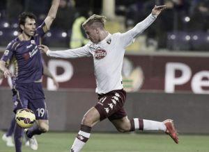 A Salah risponde Vives: Fiorentina e Torino si dividono la posta