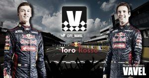 Toro Rosso: un año más en la mitad de la tabla