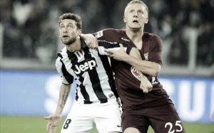 Resultado Juventus vs Torino en la Serie A 2014 (2-1)