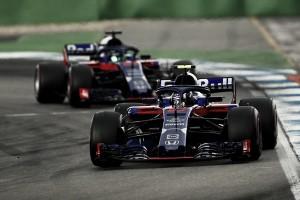 Ecuador Mundial F1: Toro Rosso, más bajos que altos