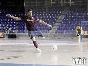 El FC Barcelona Alusport empieza contundente su andadura europea