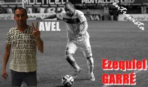"""Entrevista. Ezequiel Garré: """"Jugar cada partido como si fuera el último"""""""