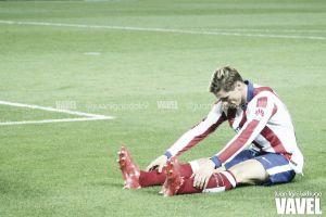 El Atlético de Madrid pierde el tren