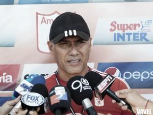 """Hernán Torres: """"El domingo no nos van a faltar huevos que es lo que aveces nos gritan en las tribunas"""""""