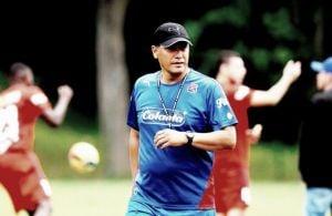 Hernán Torres no seguirá con el Medellín