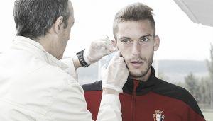 """Roberto Torres: """"El partido ante el Mallorca me ha dado la confianza que necesitaba"""""""