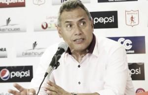 """Hernán Torres: """"Tuvimos un buen primer tiempo, pero después perdimos el fútbol"""""""