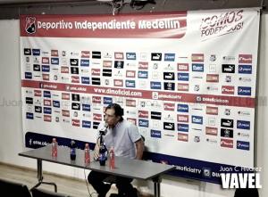 """Flabio Torres: """"En este partido nos faltó definición"""""""