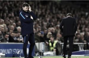 Pochettino fala em 'falta de agressividade' do Tottenham diante do Brighton