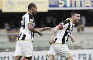 L'Udinese espugna la fatal Verona