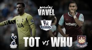 Tottenham - West Ham: las opciones de Champions League se disputan en Londres