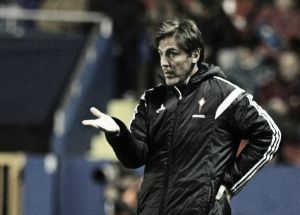 """Berizzo: """"El Celta nunca se ha apartado de su idea"""""""