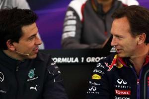 "F1, Horner su motori Mercedes ""Wolff ci temeva"""