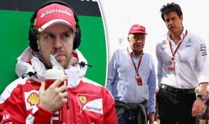 Toto Wolff discorda de Lauda e afirma que Vettel poderia competir na Mercedes